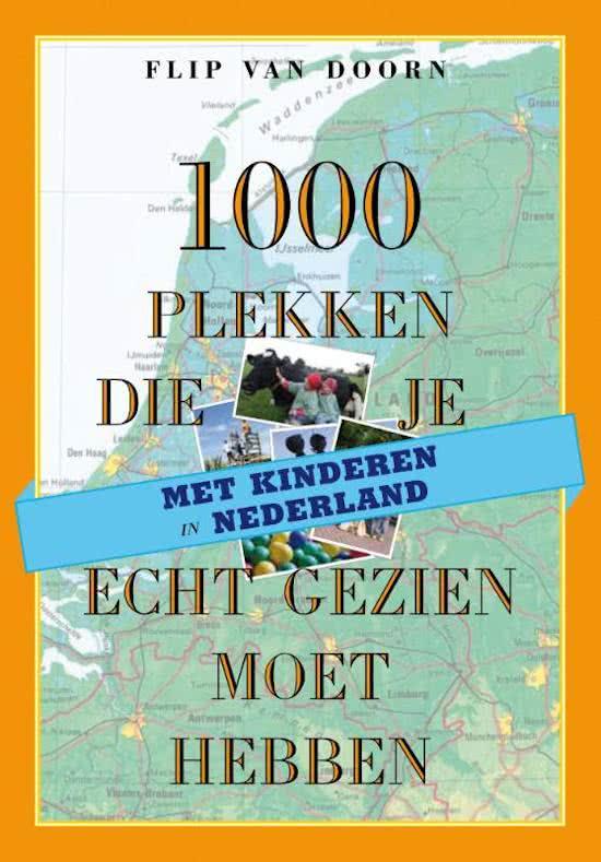 cadeau voor Oma van kleinkind - boek voor uitstapjes in Nederland