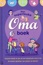 cadeau voor een oppas oma - boek met tips