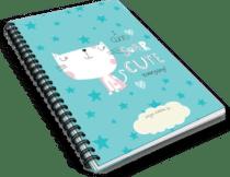 Oppasboekje - voor de creche, gastgezin of grootouders