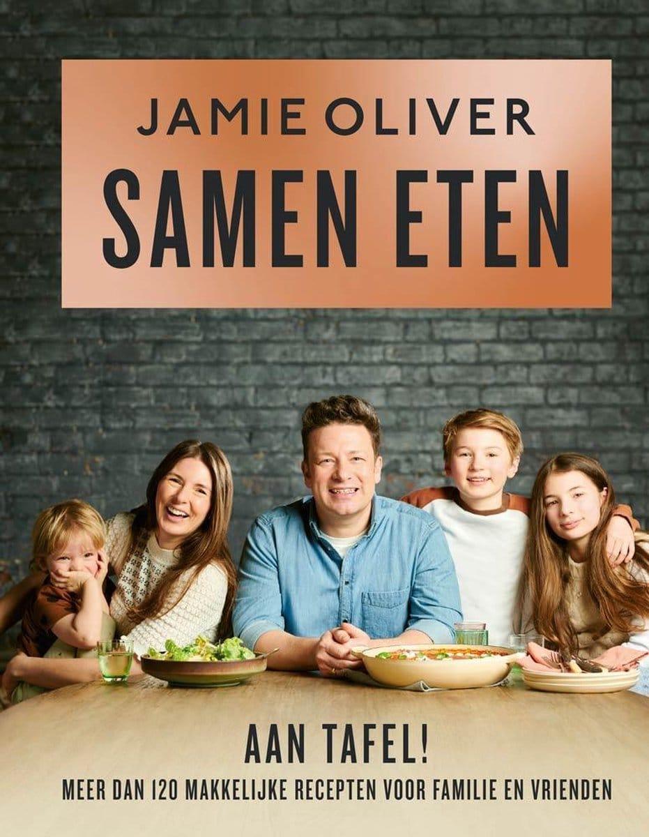 Kookboek Jamie Oliver - Cadeau voor oma