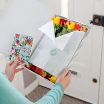 brievenbusbloemen - moederdag cadeau
