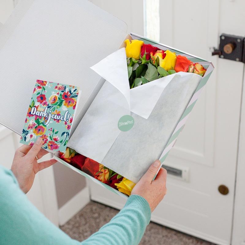 Uitgelezene Moederdag cadeau: stuur Oma bloemen - Cadeau voor Oma.nl MO-86