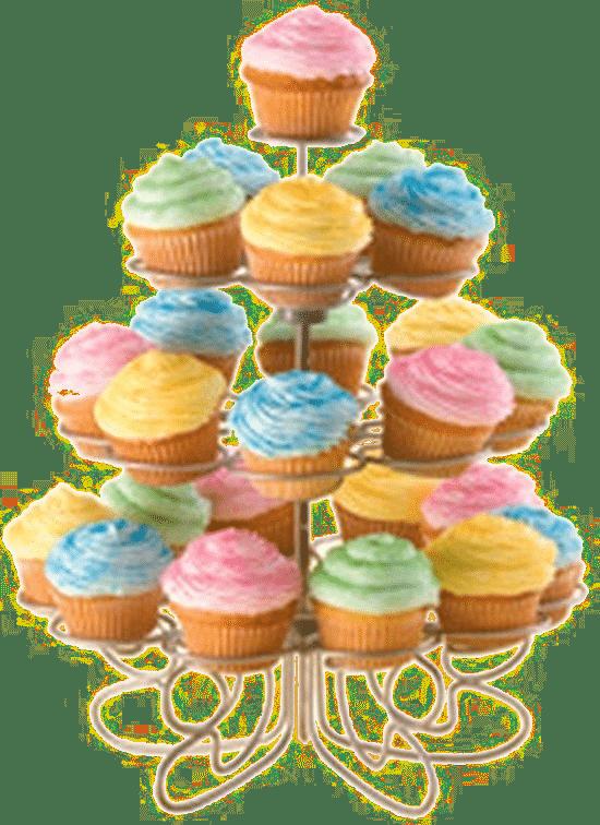 met kinderen cupcakes maken