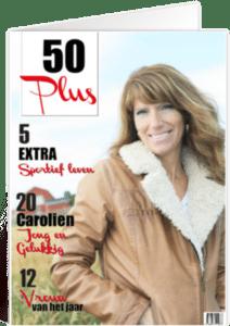 kaart dame 50 jaar