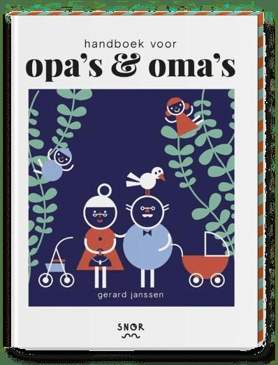 leuk cadeau voor opa en oma - boek
