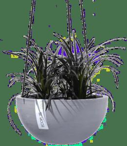 hangende bloempot - cadeau voor oma 80 jaar