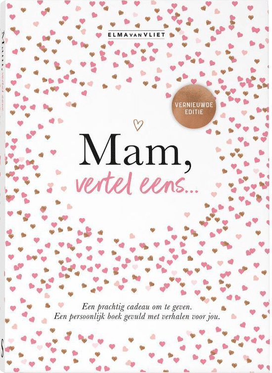 invulboek - voor moeders