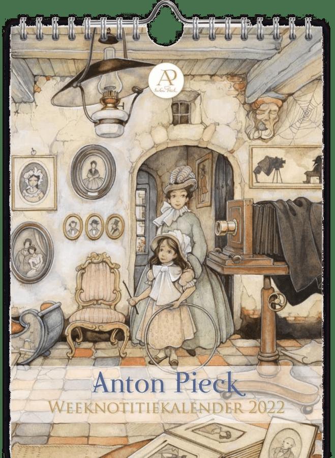 kalender voor oma - Anton Pieck