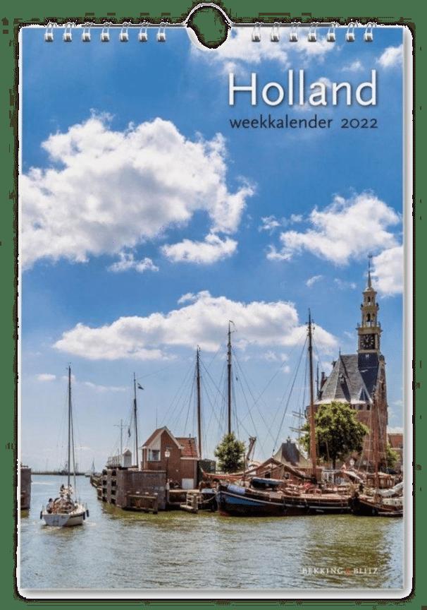 kalender voor opa en oma - kalender van Nederland