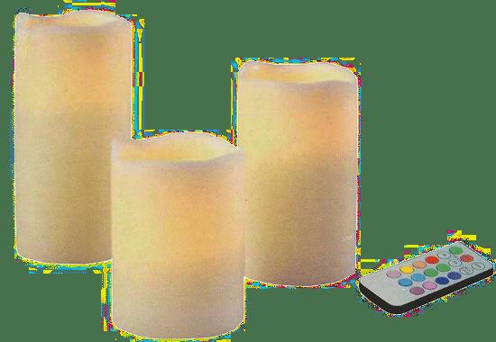 led kaarsen - cadeau voor oudere dame