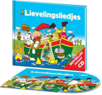 boek met kinderliedjes - cadeau voor grootouders