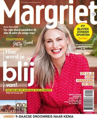 cadeau vrouw 70 jaar - tijdschrift abonnement