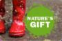 Cadeau voor oma actief natuur op pad