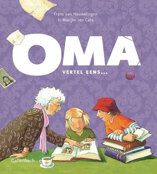 herinneringenboek voor oma - kerstcadeau voor oma