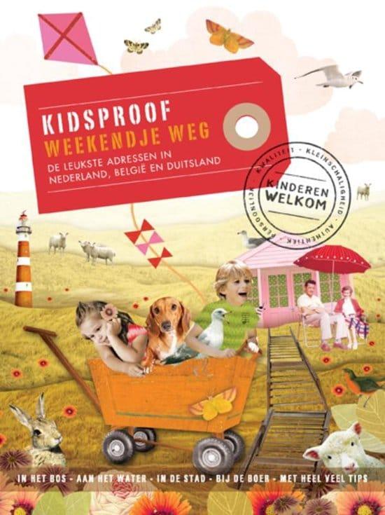 Kidsproof - boek met uitjes voor kinderen