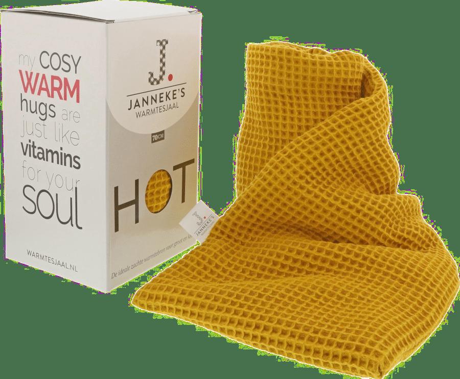 pittenzak - warmtesjaal