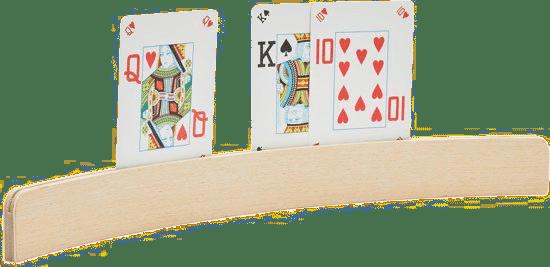 speelkaartenhouder - handig cadeau voor oma 85 jaar