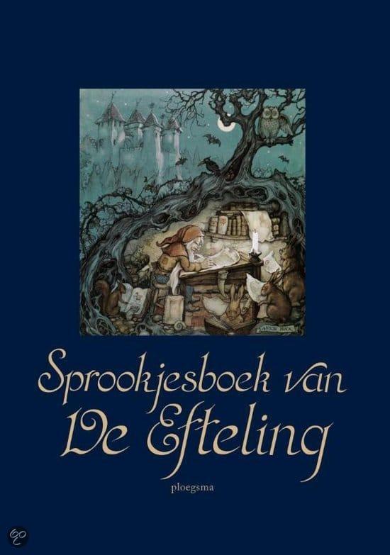 sprookjesboek efteling