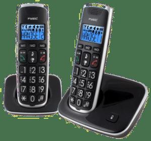 telefoon thuis grote toetsen