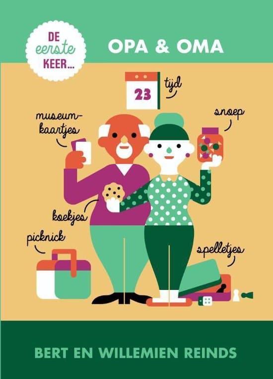 tips voor grootouders - boek