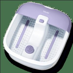 voetenbad - een comfortabel cadeau voor in de winter