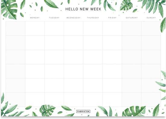 familieplanner - kalender gezin