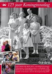125 jaar Koninginnedag