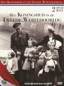 DVD Het Koningshuis in de Tweede Wereldoorlog