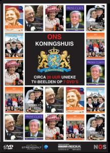 DVD Ons Koningshuis