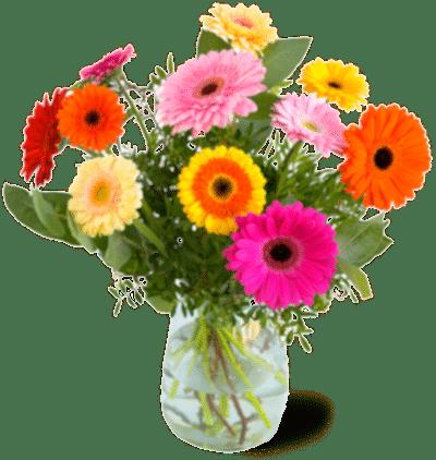 cadeau voor oma 80 jaar - online bloemen bezorgen