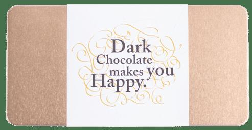 cadeau om iemand beterschap te wensen - chocolade