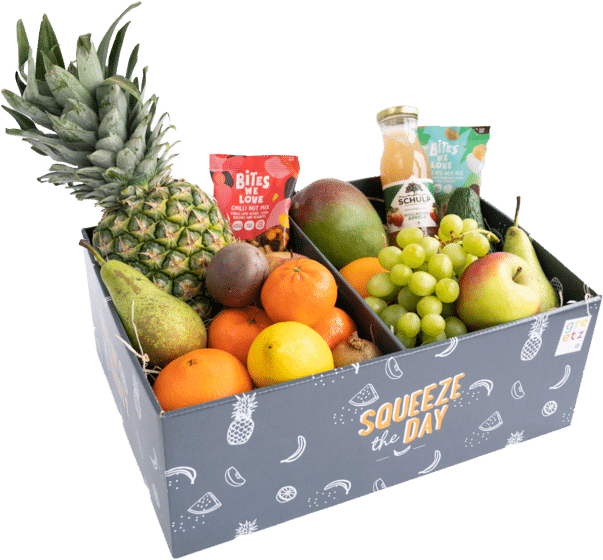 fruitmand bezorgen - cadeau voor oma