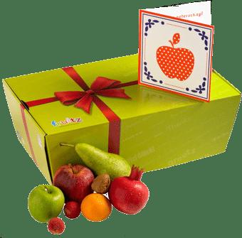fruitmand bezorgen - cadeau voor een zieke oma of moeder