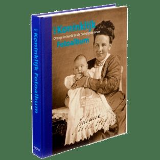 koninklijk fotoalbum - cadeau voor oma