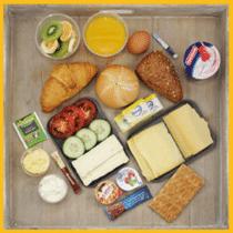 ontbijt bezorgen - cadeau voor oma's verjaardag