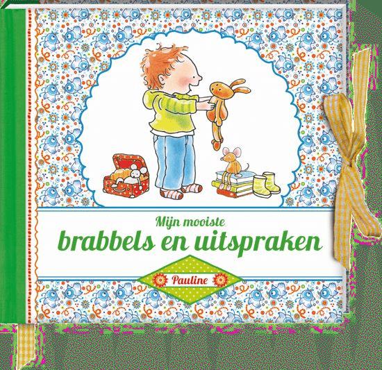 boekje om uitspraken van je kind vast te leggen - invulboek kleinkind