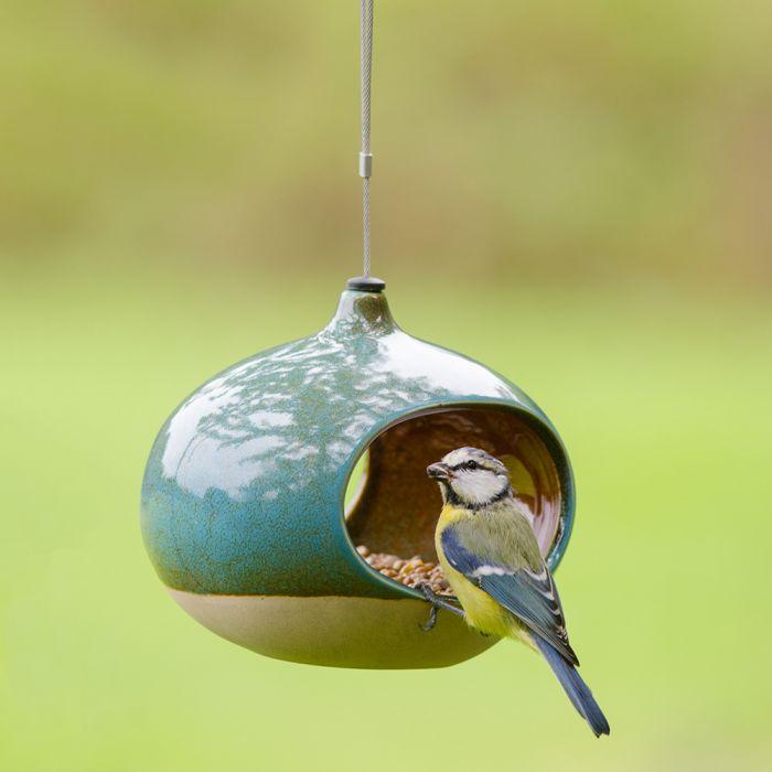 vogelhuisje voederhuisje - cadeau voor oma