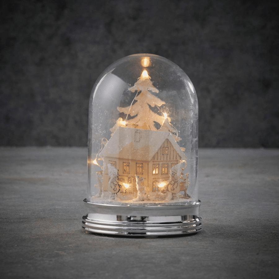 kerstcadeau voor oma - kerststolp