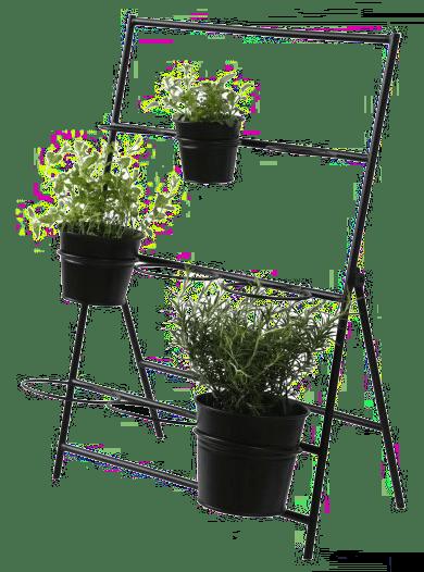 cadeau voor oma 70 jaar - plantenrek