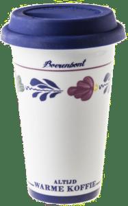 coffee to go beker - cadeau voor oma