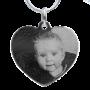 foto hanger hart zilver
