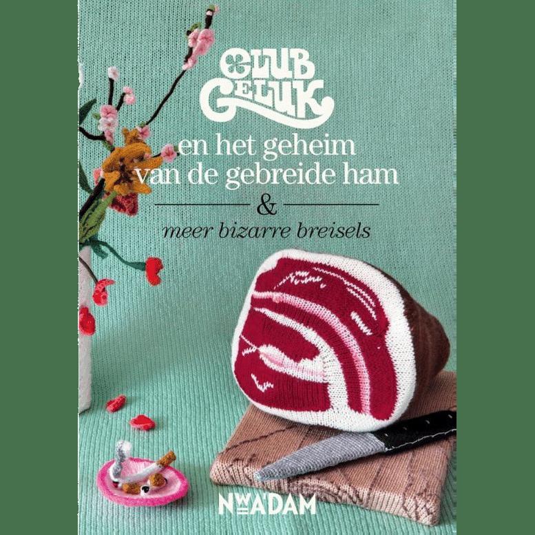 creatief Breiboek - club geluk