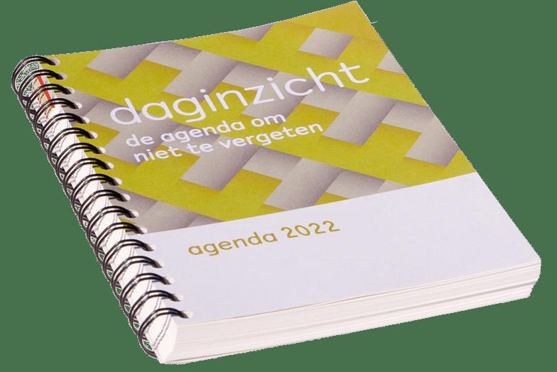handige agenda voor ouderen - daginzicht agenda