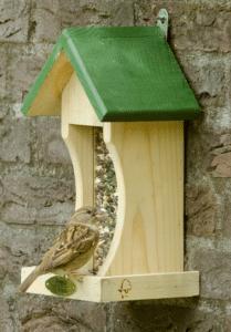 vogelhuis tuin balkon