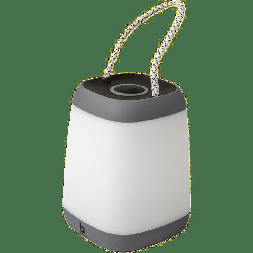 cadeau voor op de camping - oplaadbare campinglamp
