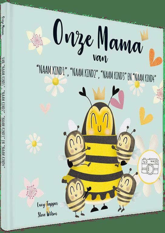 boek met naam - moederdagcadeau