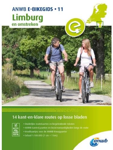 Fietsroutes voor de elektrische fiets - cadeau voor oma
