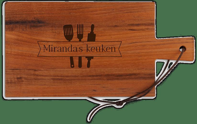 cadeau voor een kookliefhebber