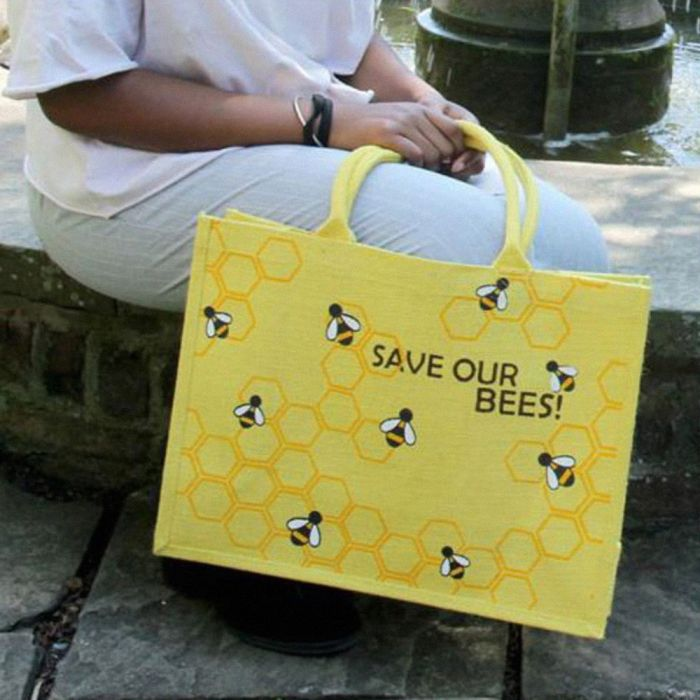 duurzame tas - cadeau voor oma