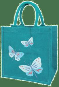 cadeau voor oma - duurzame tas voor boodschappen